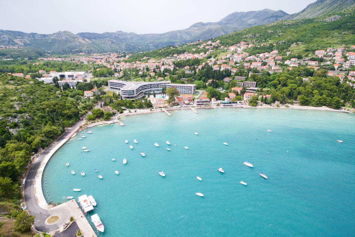 Bucht Sheraton Dubrovnik Riviera Hotel