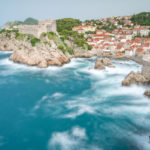Dubrovnik Mauer