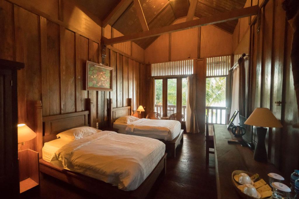 Deluxe Zimmer im Patuno Resort