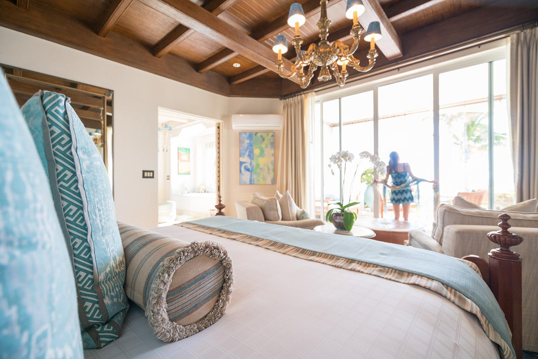 Schlafzimmer Villa Cortez