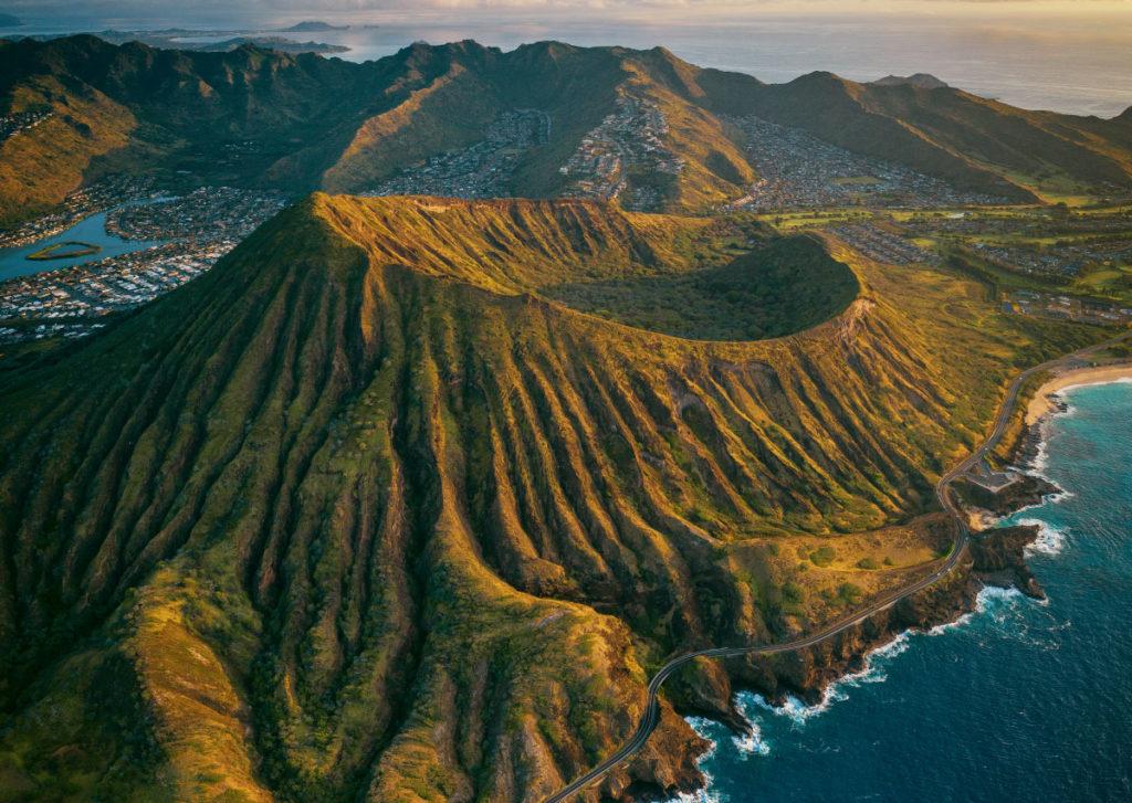 Kokohead Crater