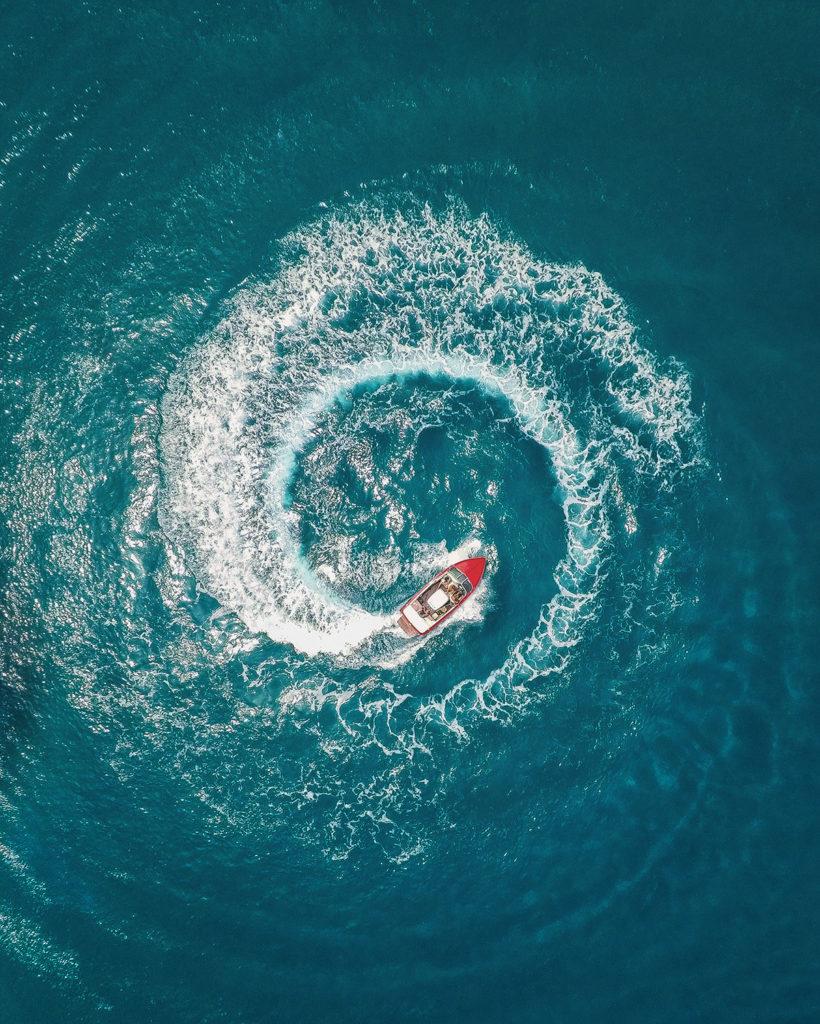 Speedboat-Fahrt