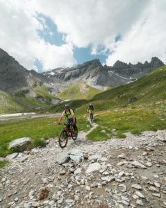 Radfahren Segnesboden