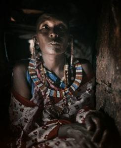 Hausbesuch bei den Maasai