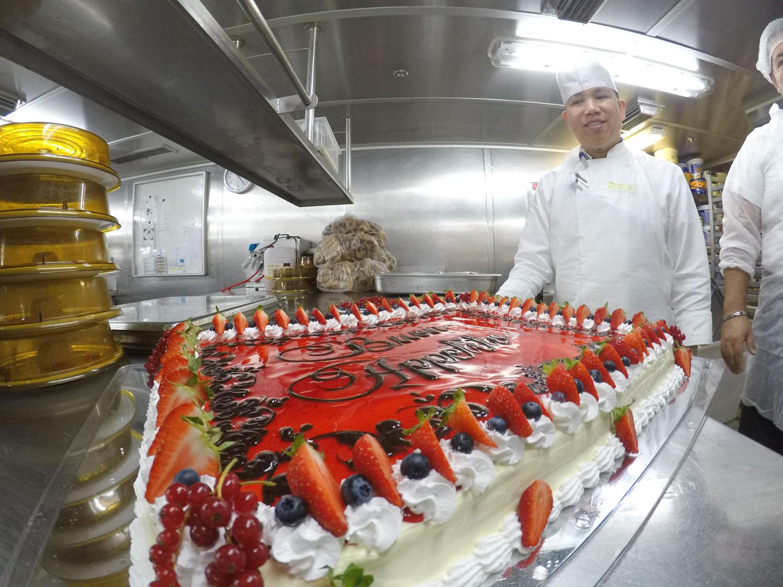 Zubereitung Dessert